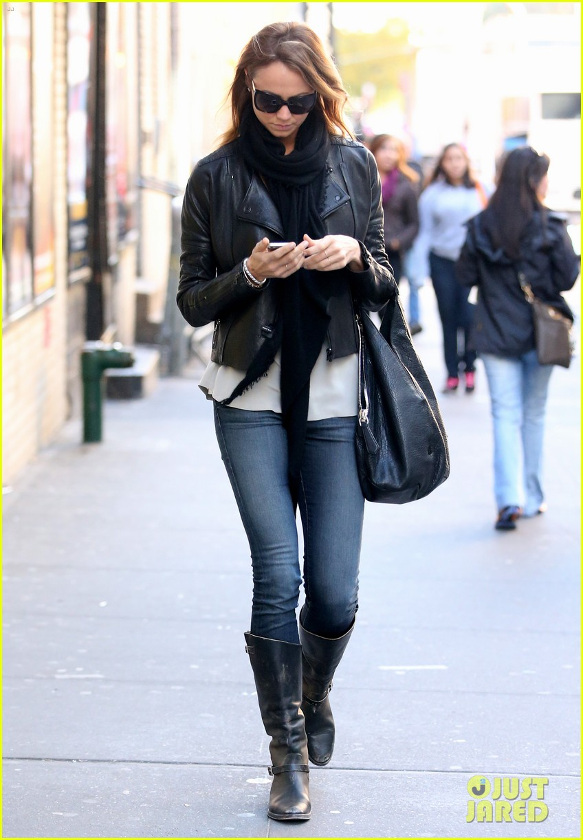 stacy kiebler post ace awards outing nyc 042987942