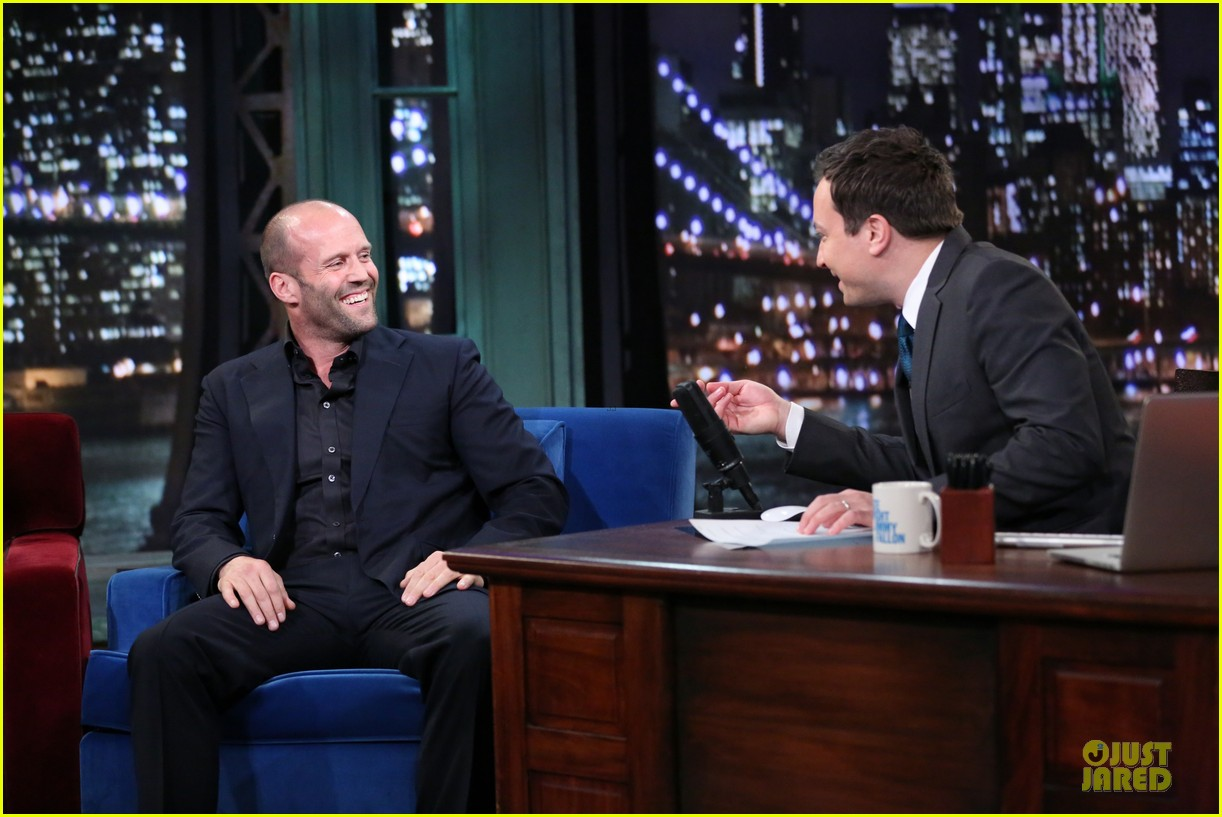 jason statham plays water wars on fallon 132987381