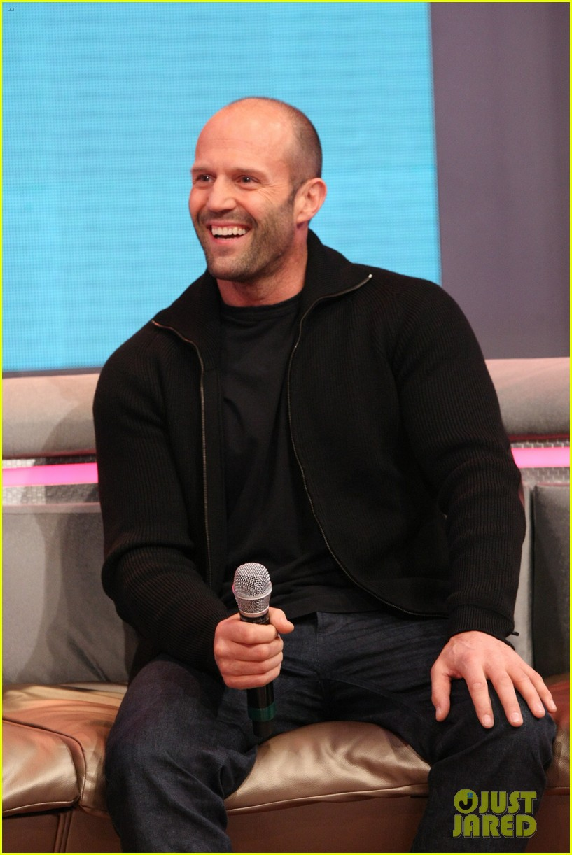 jason statham promotes homefront on 106 park 062986470
