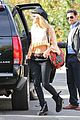 suki waterhouse hits up an la recording studio 04