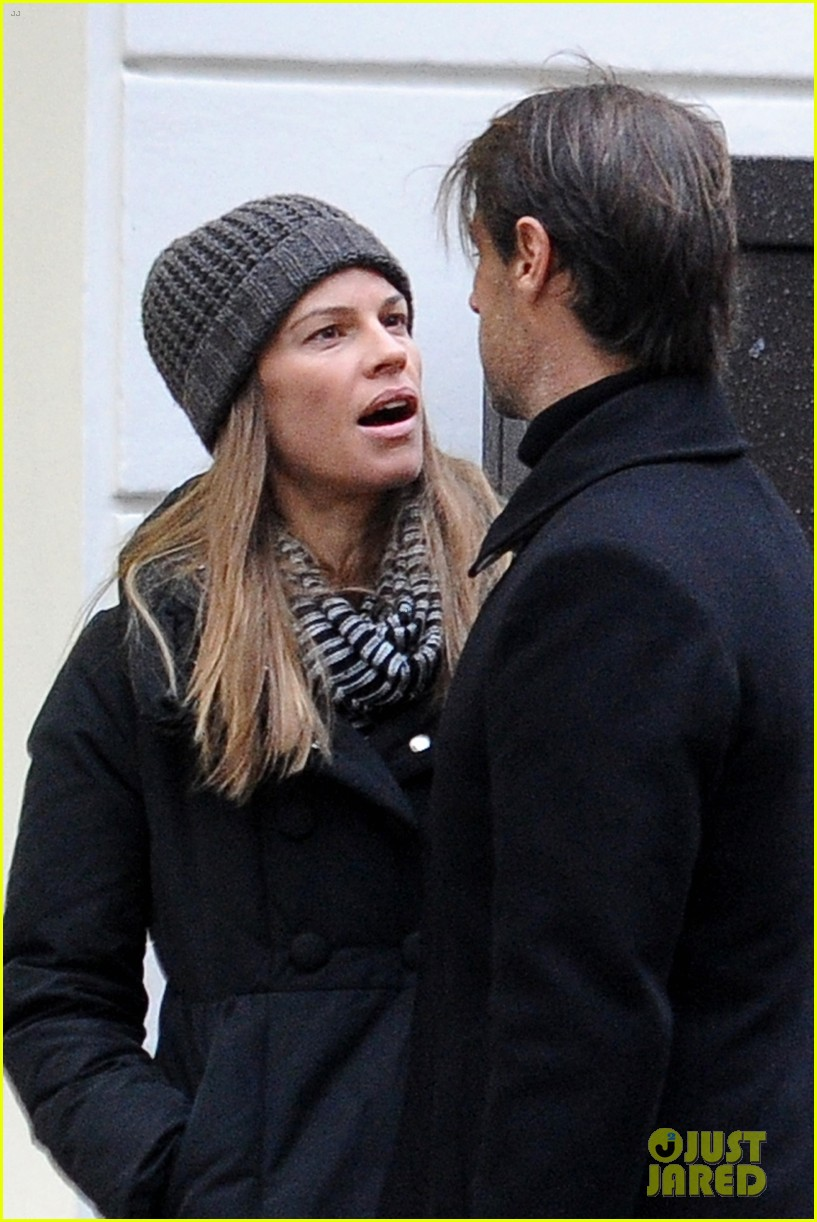 hilary swank lauren fleury kiss kiss in paris 063000117