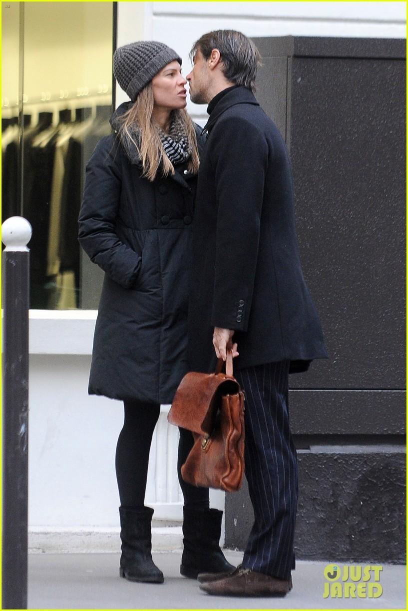 hilary swank lauren fleury kiss kiss in paris 093000120