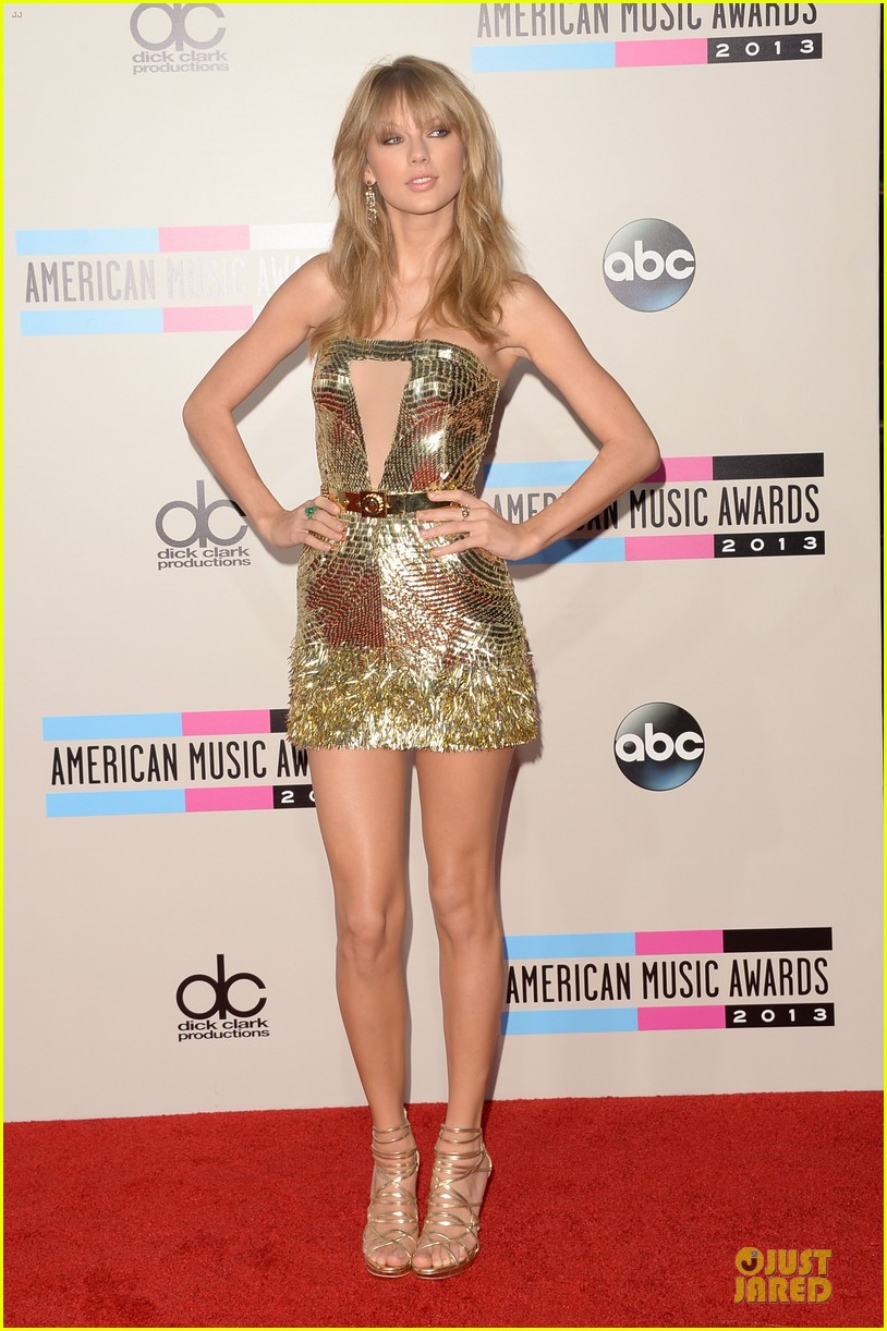 taylor swift amas 2013 red carpet 012999309