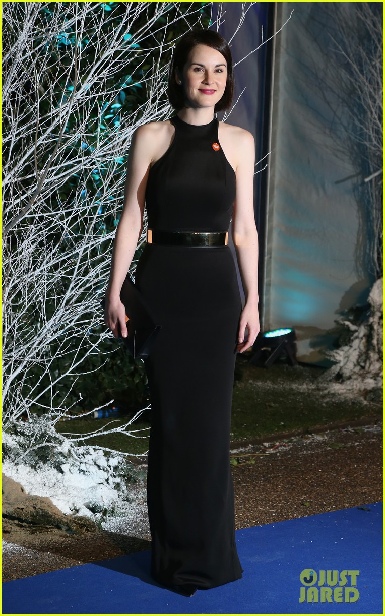 taylor swift michelle dockery winter whites gala 093000819