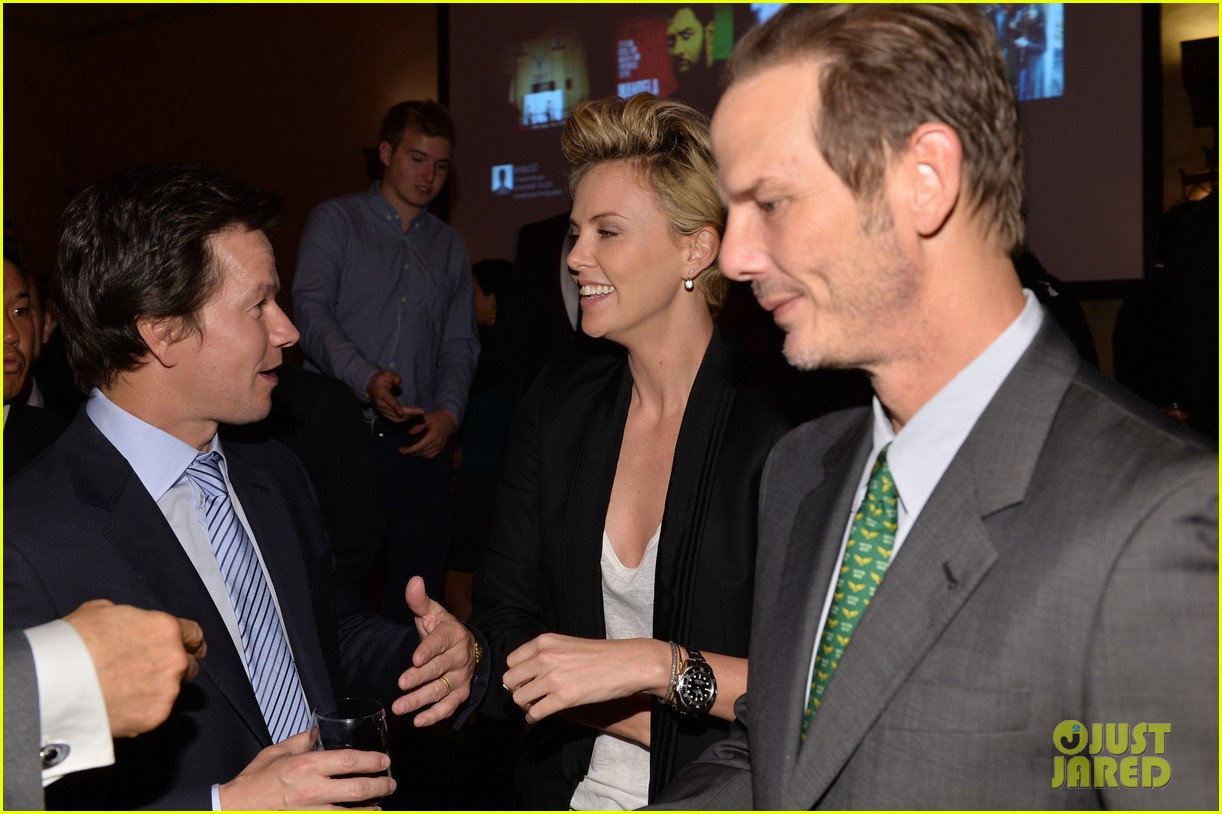 charlize theron mark wahlberg reunite at premiere after party 152991943