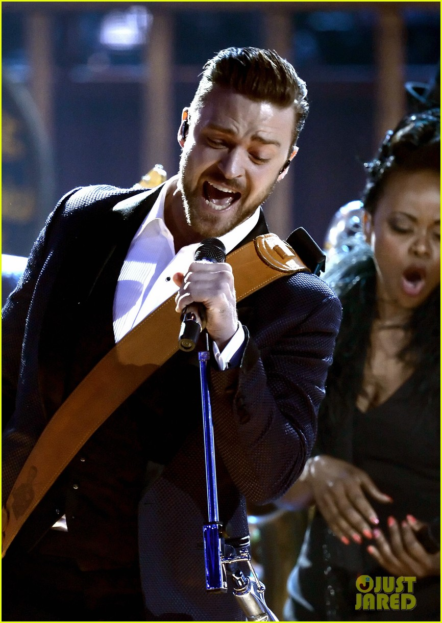 justin timberlake drink you away at amas 2013 video 05
