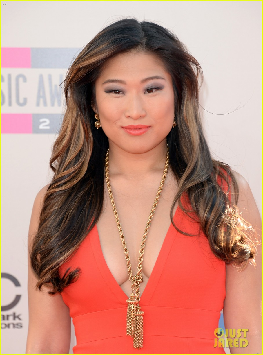 jenna ushkowitz amas 2013 red carpet 072999163