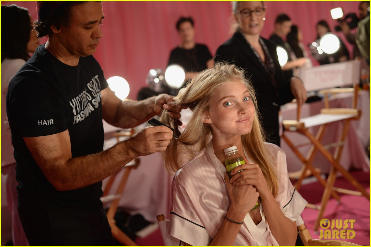 victorias secret angels prep for fashion show 2013 pics 242991847