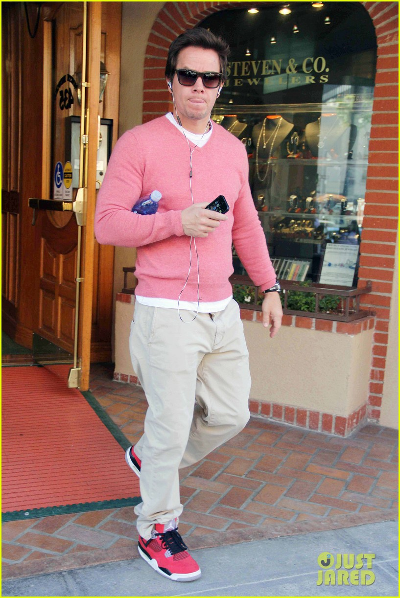 mark wahlberg beverly hills doctors appointment 092983765