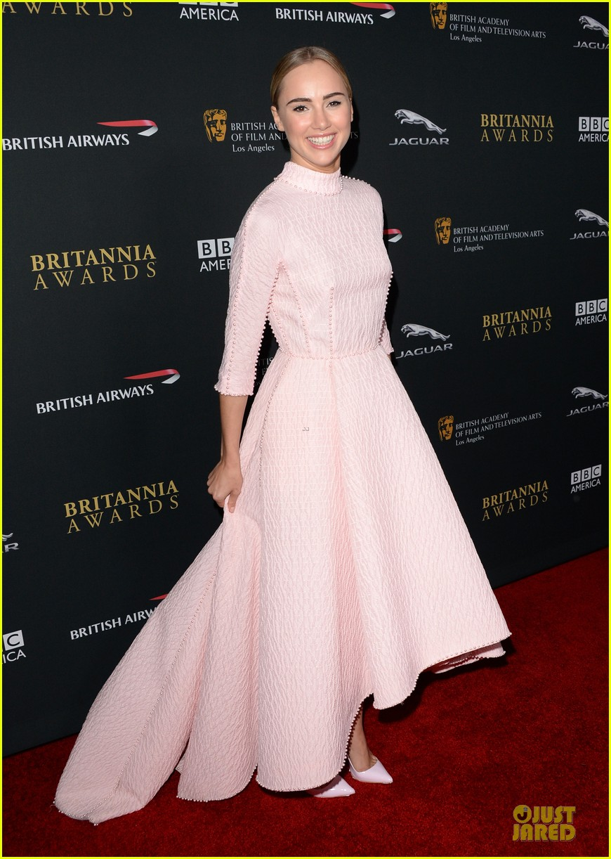 suki waterhouse kelly rowland bafta britannia awards 2013 red carpet 102989366