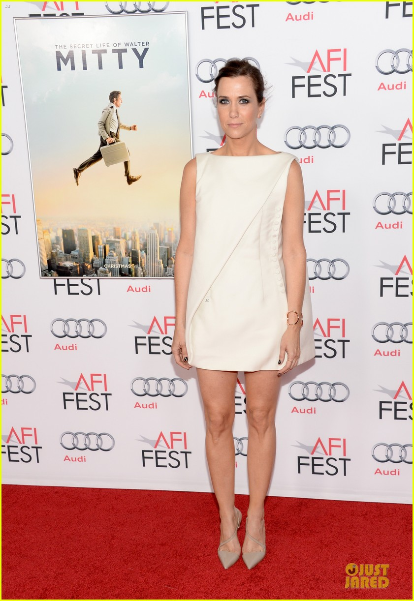 kristen wiig ben stiller walty mitty afi fest screening 15