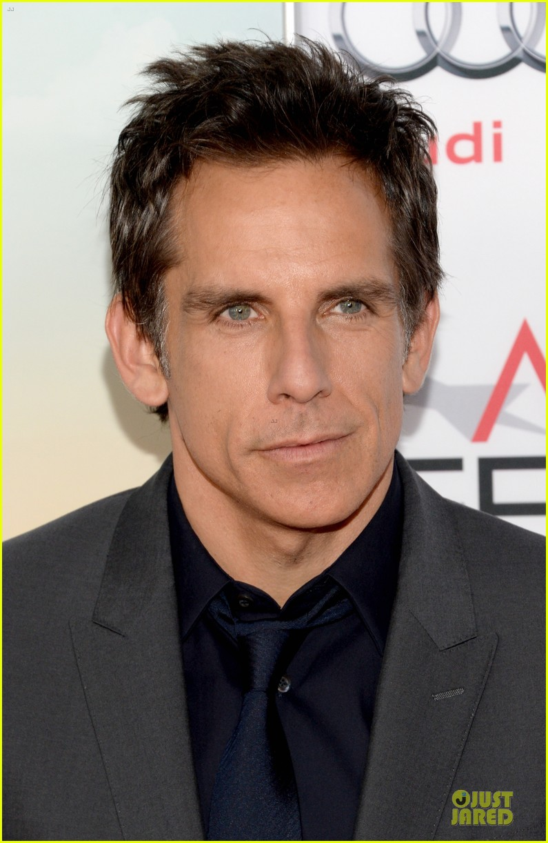 kristen wiig ben stiller walty mitty afi fest screening 172992387