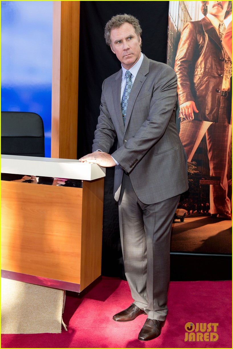 will ferrell kristen wiig anchorman 2 australian premiere 07