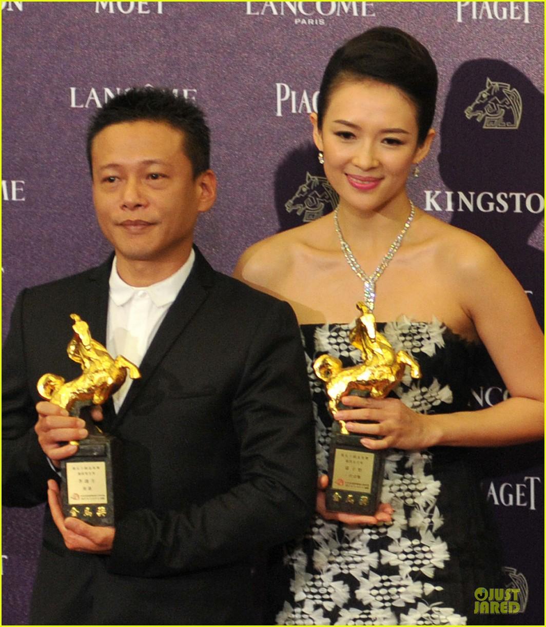 ziyi zhang wins best actress at golden horse film awards 043000267