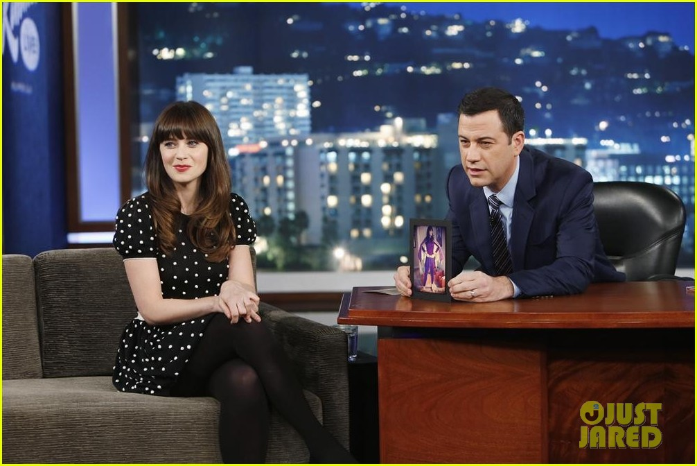 zooey deschanel jimmy kimmel live watch now 052991644