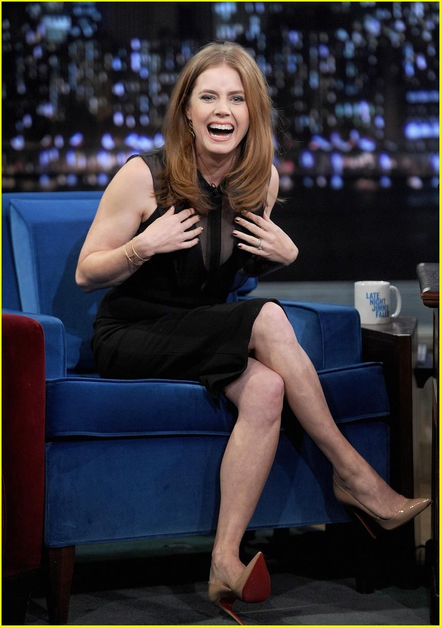 Amy Adams Talks Emotio... Jennifer Lawrence Boyfriend Break Up