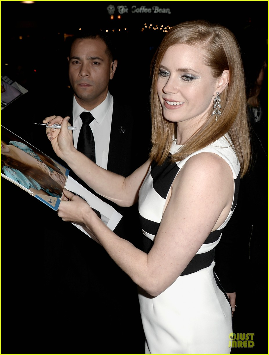 amy adams jeremy renner american hustle dga screening 17