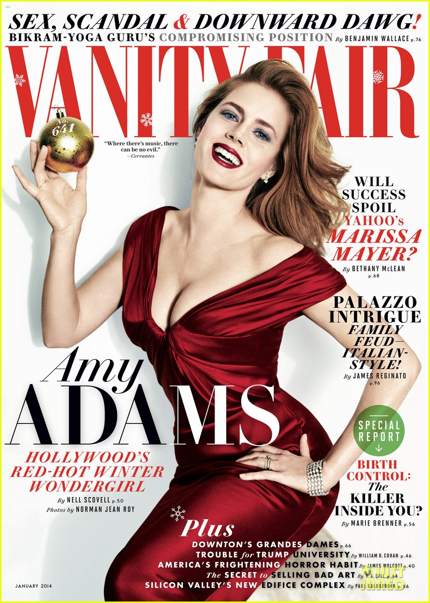 amy adams covers vanity fair magazine january 2014 013003599