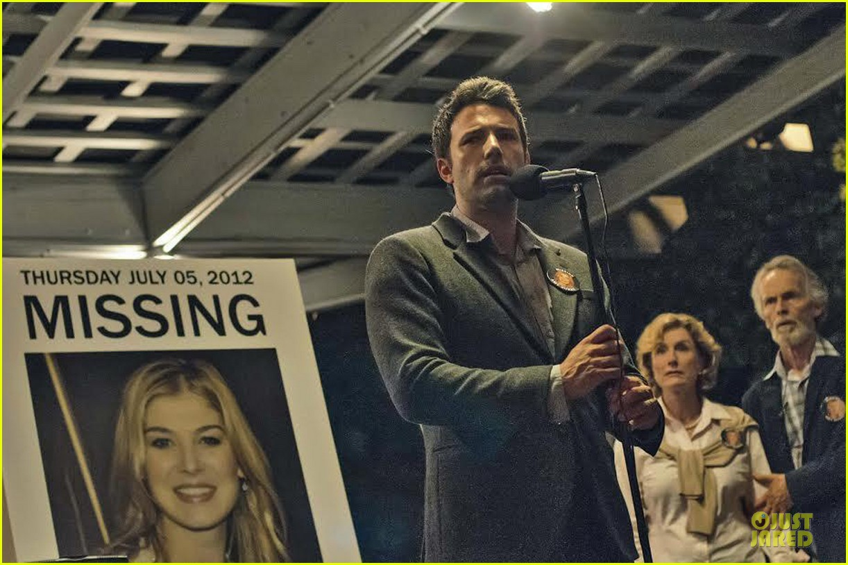 ben affleck first still of gone girl 013018661