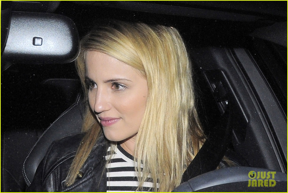 dianna agron ill be at amber rileys show with bells on 043013243