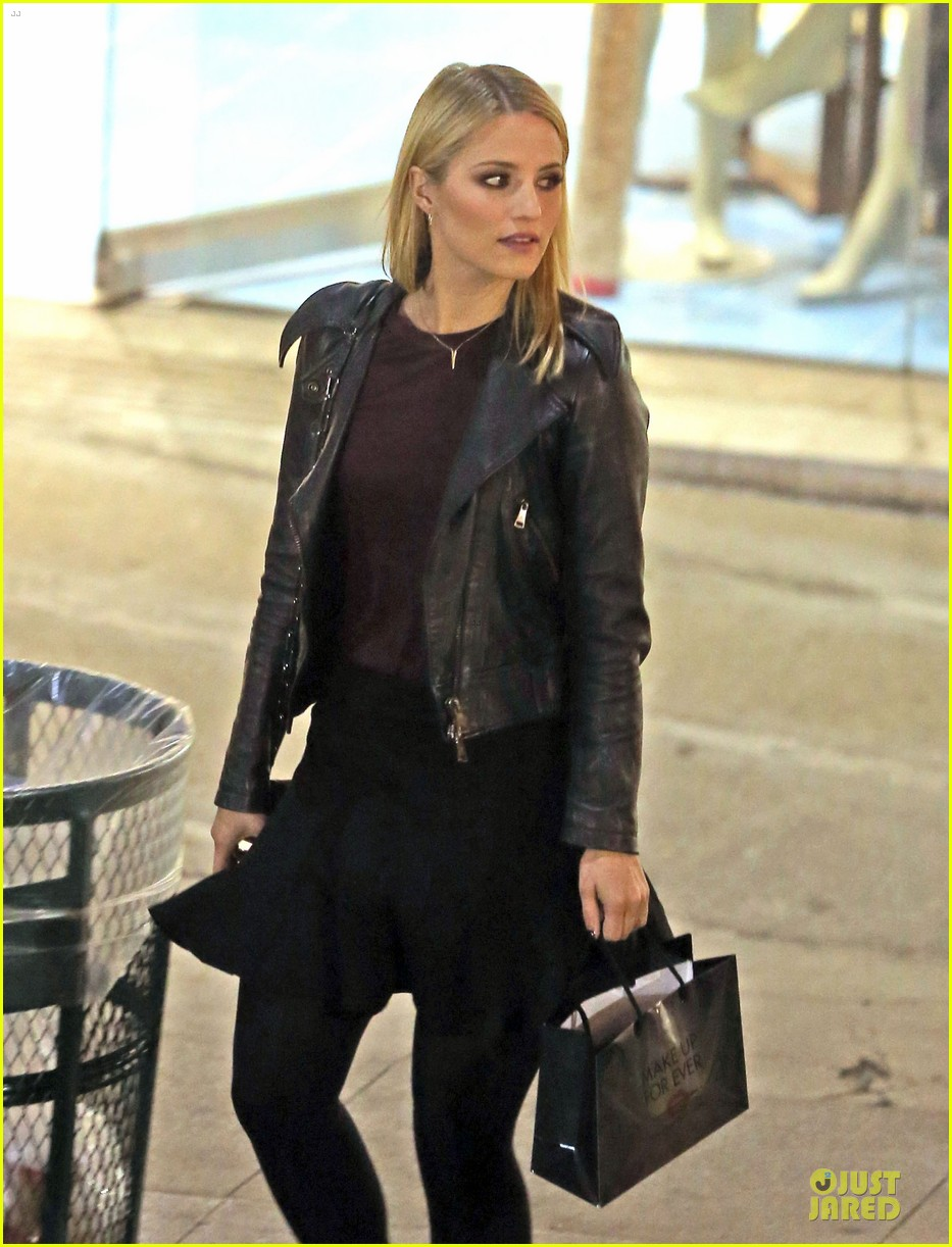 dianna agron fun shoot marks beginning of holiday break 18