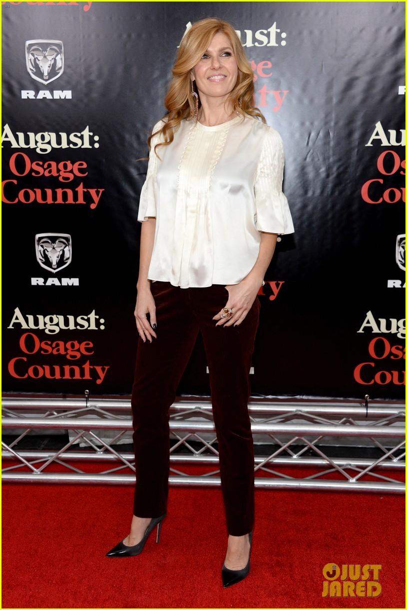 lily aldridge caleb followill august osage county premiere 183010946