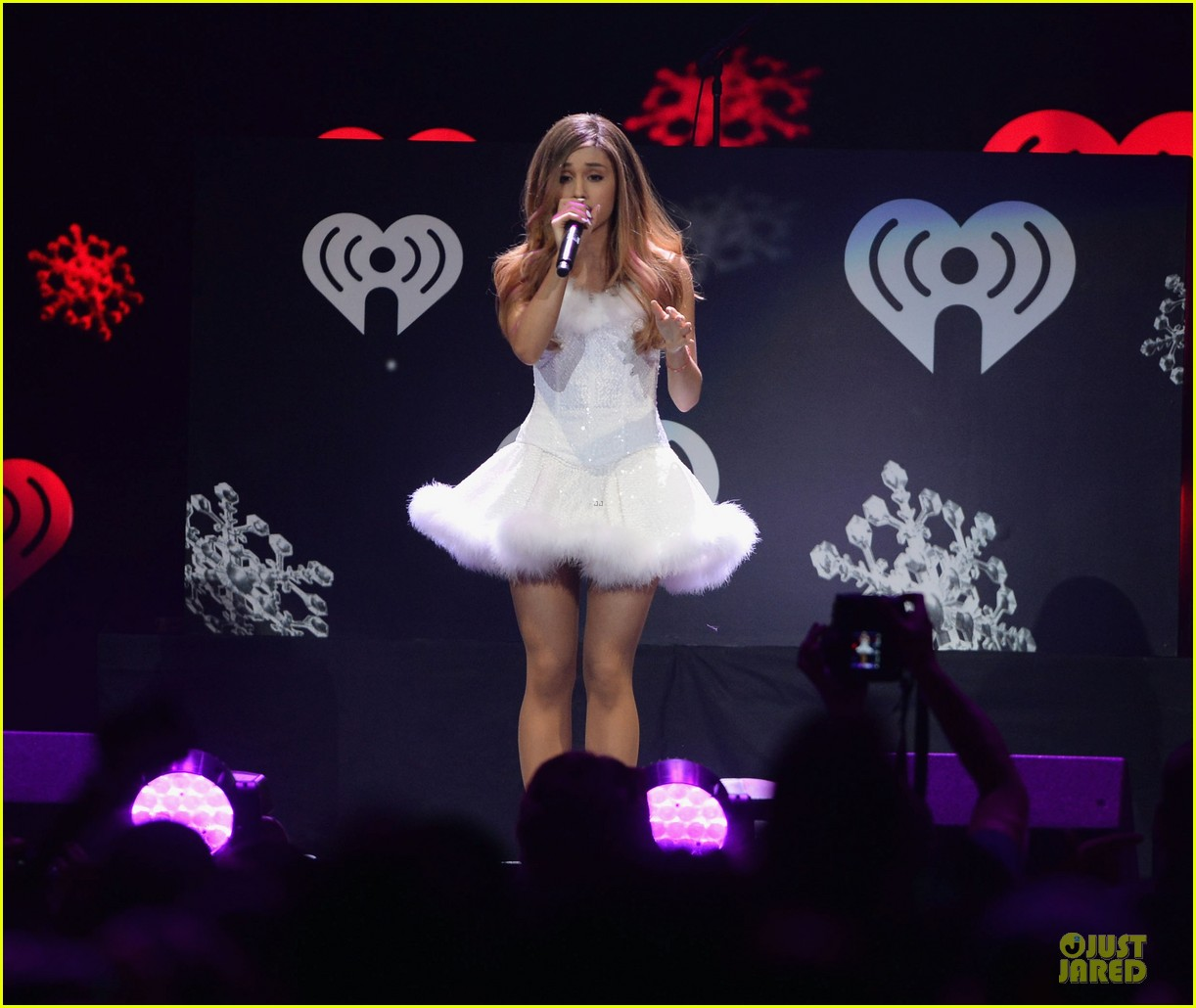 ariana grande enrique iglesias 1027 kiis fm jingle ball 223007229