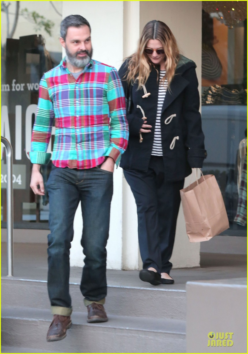 drew barrymore i feel so lucky to make healthy kids 123013491