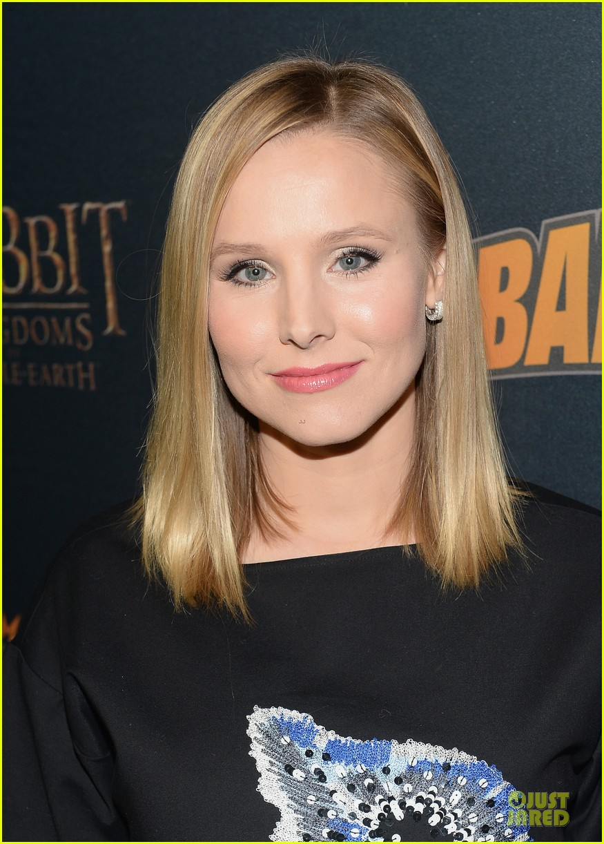 kristen bell rosario dawson hobbit mobile game event 113010412