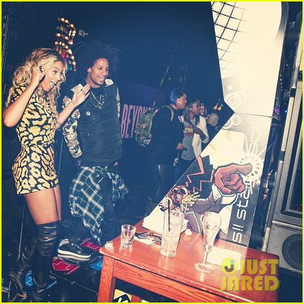 beyonce wins big at mrs carter world tour after party 053015326