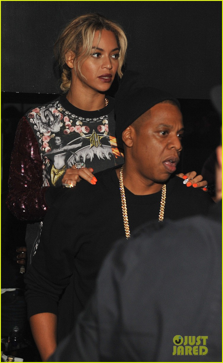 beyonce magna carter world tour after party with jay z 033019393