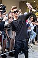 justin bieber power 106 radio promo before believe premiere 05