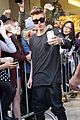 justin bieber power 106 radio promo before believe premiere 12