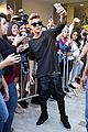 justin bieber power 106 radio promo before believe premiere 16
