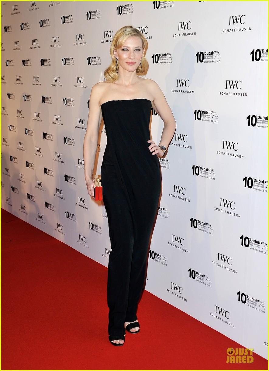 cate blanchett michael b jordan iwc filmmakers award 013007261