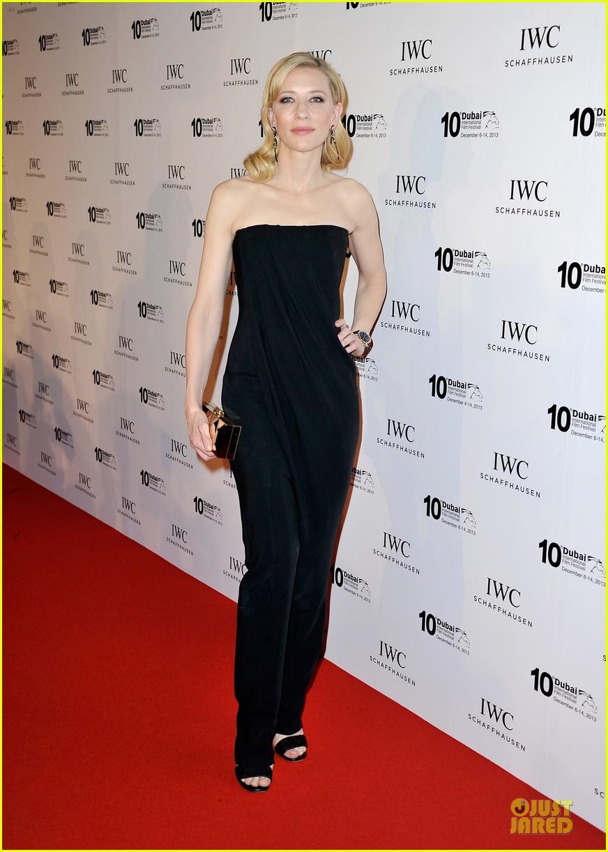 cate blanchett michael b jordan iwc filmmakers award 033007263