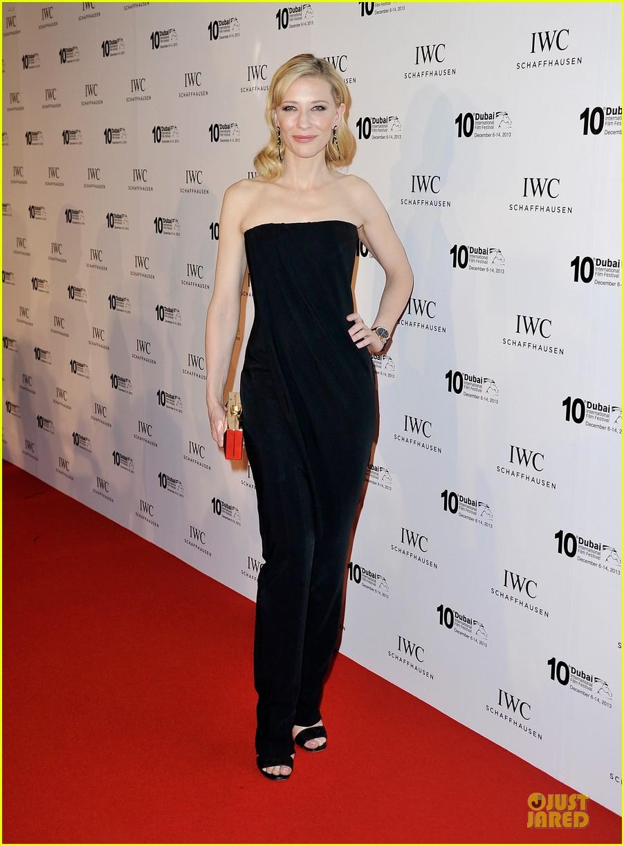 cate blanchett michael b jordan iwc filmmakers award 083007268