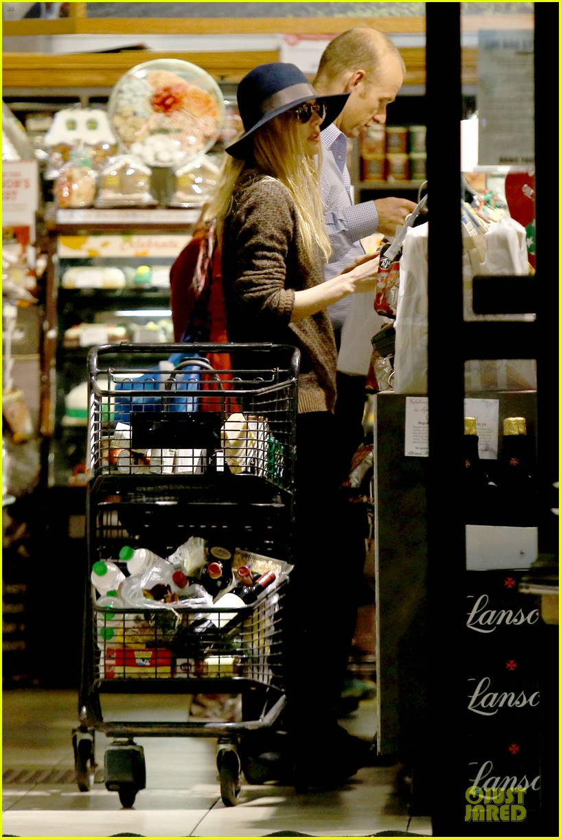 kate bosworth michael polish grocery run before holidays 203015884
