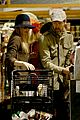 kate bosworth michael polish grocery run before holidays 02