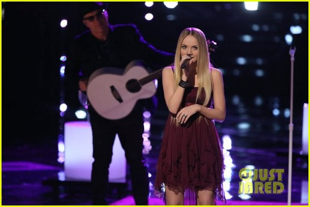 danielle bradbery never like this performance on the voice 043009549