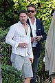 gerard butler relaxes at miami hotel pool with friends 18