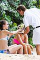 cara delevingne bares bikini body for barbados christmas 21