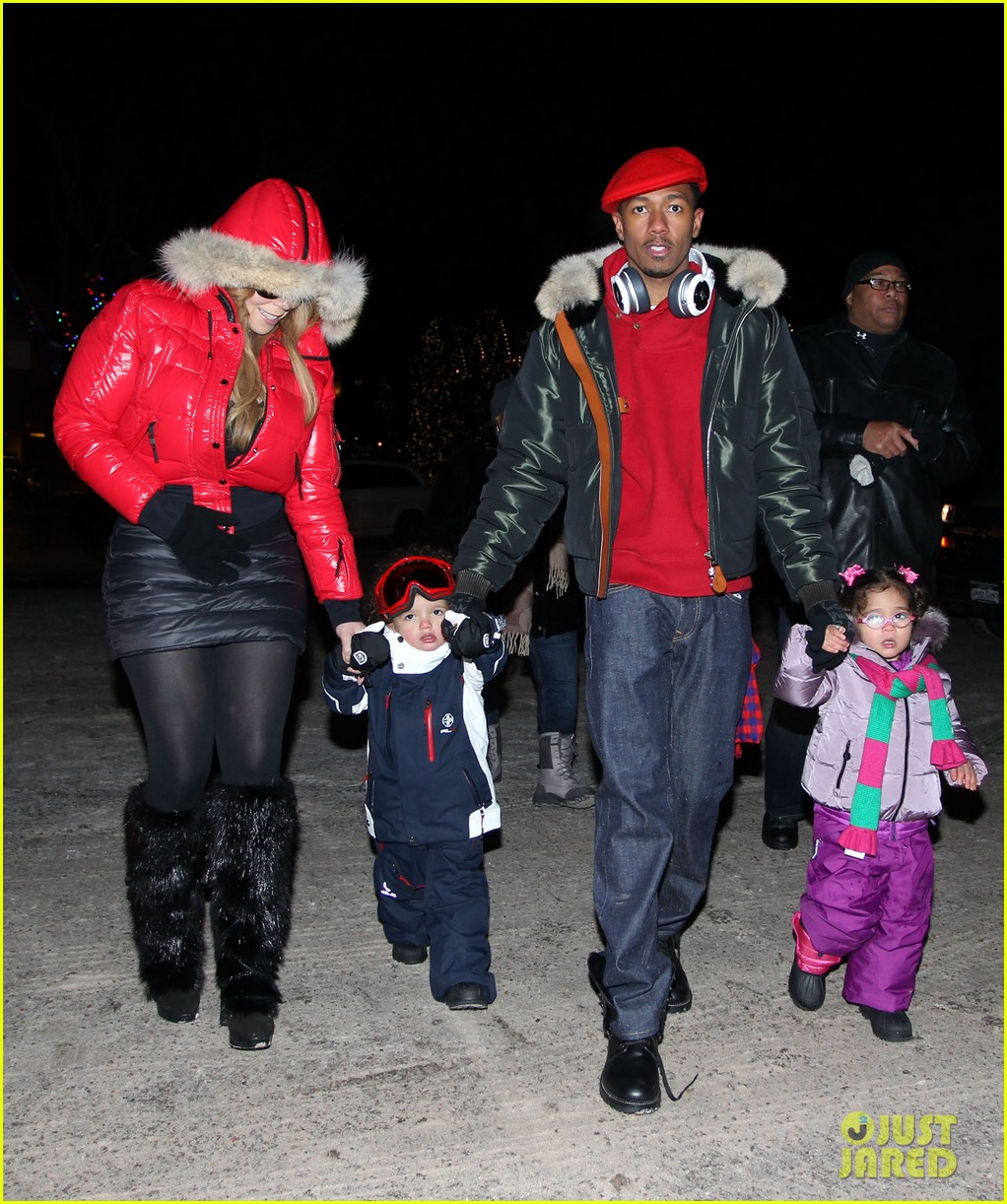 mariah carey im not having more kids unless nick cannon can get pregnant 013017064