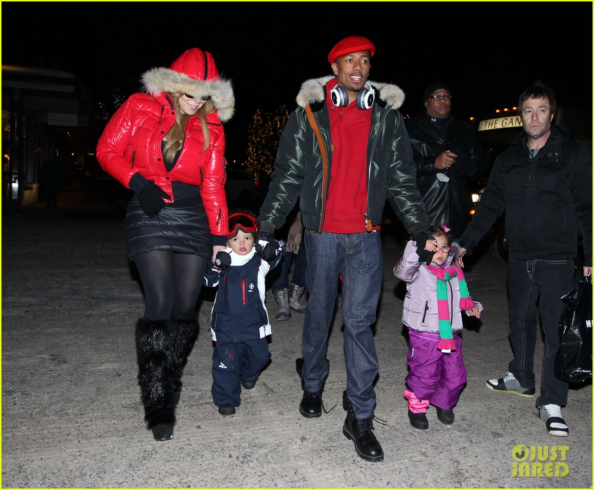 mariah carey im not having more kids unless nick cannon can get pregnant 113017074