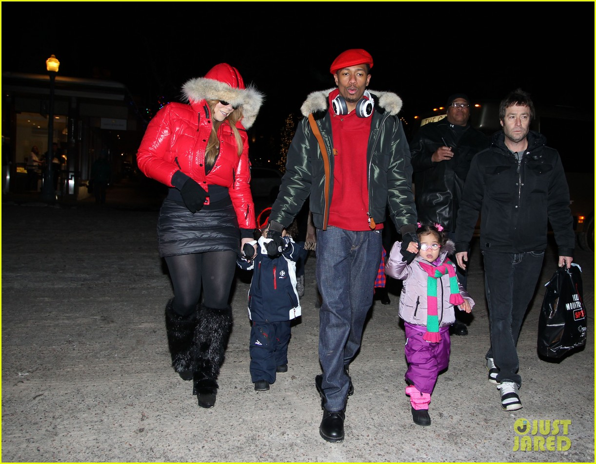 mariah carey im not having more kids unless nick cannon can get pregnant 123017075