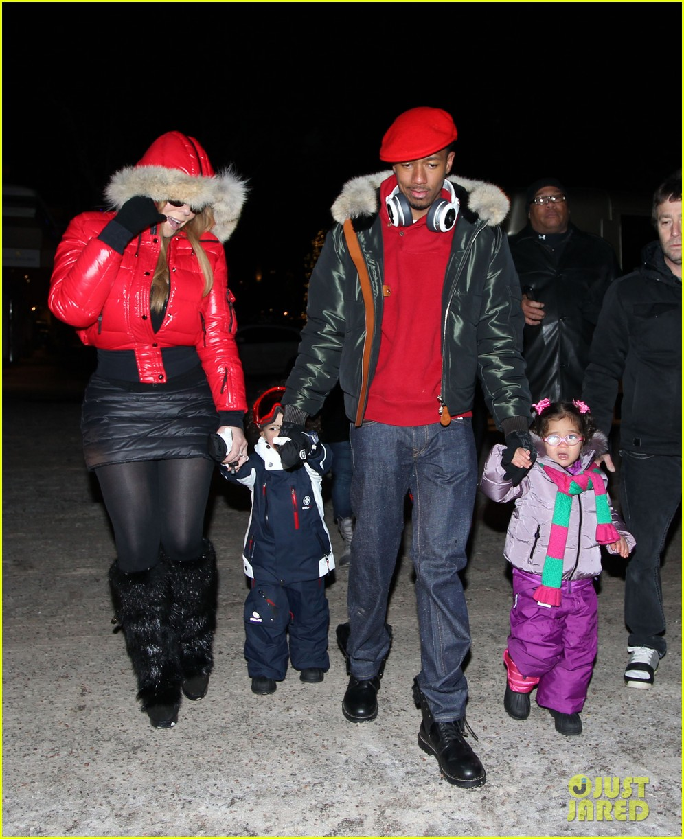 mariah carey im not having more kids unless nick cannon can get pregnant 133017076