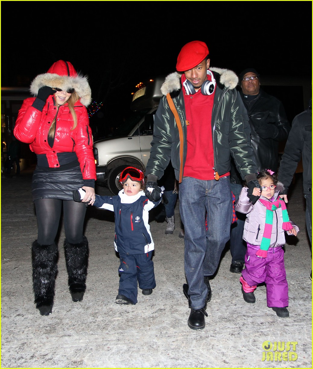 mariah carey im not having more kids unless nick cannon can get pregnant 153017078