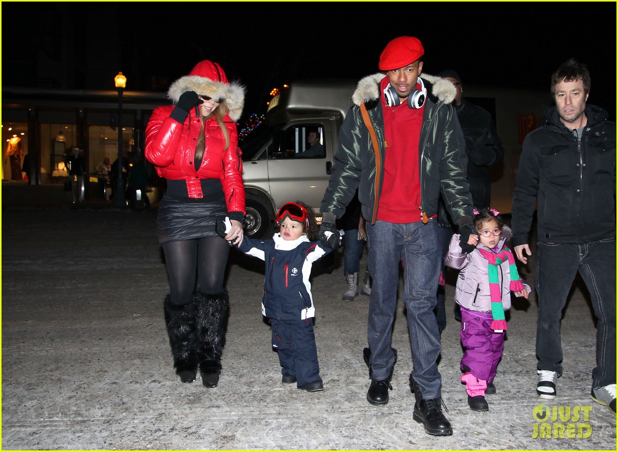 mariah carey im not having more kids unless nick cannon can get pregnant 163017079