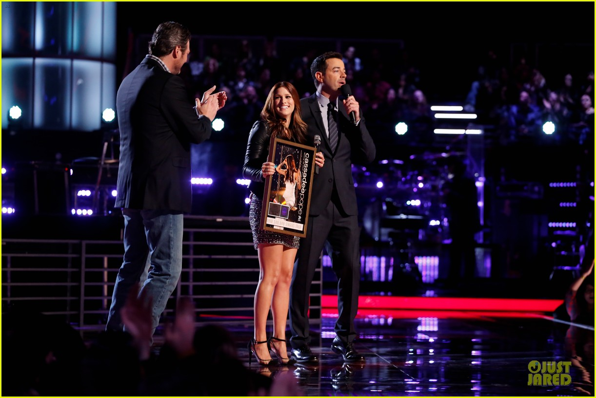 cassadee pope i wish i could break your heart performance on the voice 053009540