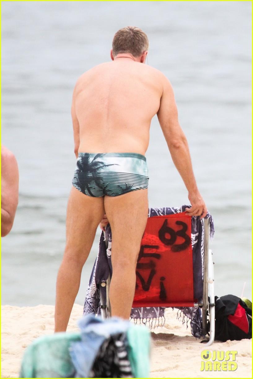gmas sam champion shirtless buff beach time 033017874